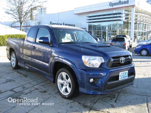 2014 Toyota Ta a 2WD Access Cab X Runner in Port Moody