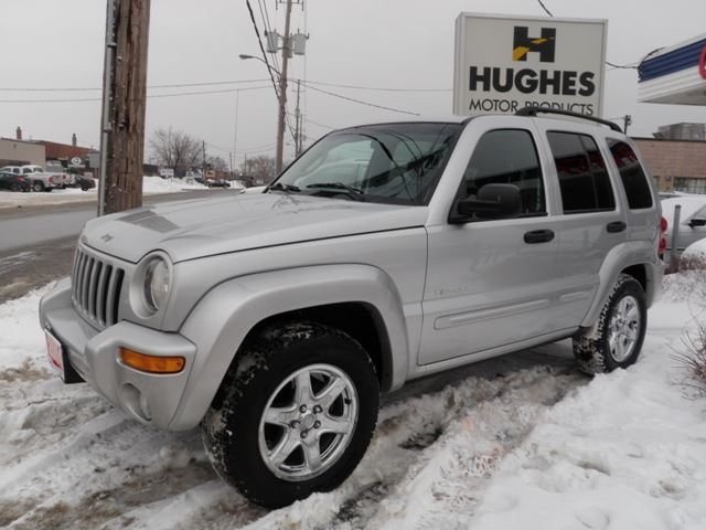 2004 jeep liberty limited 4x4 toronto ontario used car. Black Bedroom Furniture Sets. Home Design Ideas