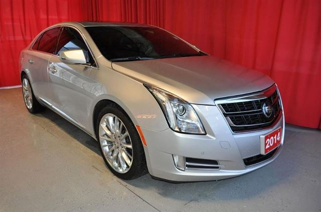 2014 cadillac xts platinum vsport awd nav roof listowel ontario used car for sale 2029153. Black Bedroom Furniture Sets. Home Design Ideas