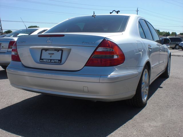Used 2004 mercedes benz e500 5 0l london for 2004 mercedes benz e500 for sale