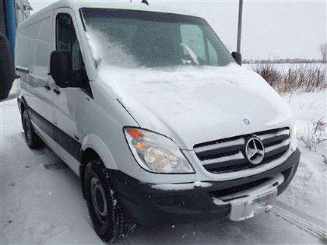 2010 mercedes benz sprinter sprinter boucherville for Mercedes benz quebec