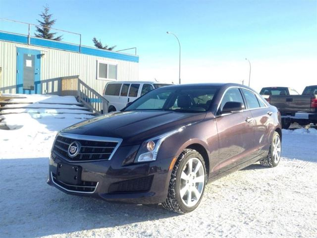 2014 cadillac ats 2 0 turbo luxury in strathmore alberta. Black Bedroom Furniture Sets. Home Design Ideas