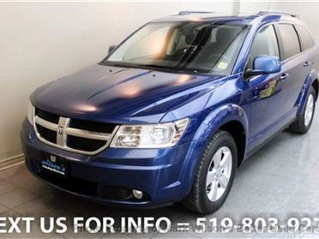 2010 dodge journey sxt 1 owner 3rd row rear a c power. Black Bedroom Furniture Sets. Home Design Ideas