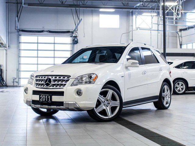 2011 mercedes benz m class ml350 bluetec 4matic white for 2011 mercedes benz ml350 bluetec 4matic