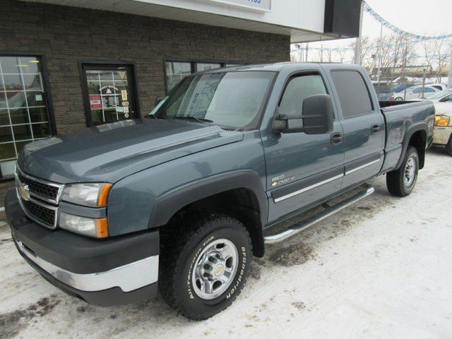 2007 chevrolet silverado 2500 ls 4x4 classic crew cab 6 5. Black Bedroom Furniture Sets. Home Design Ideas
