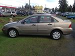2005 Ford Focus ZX4 in Parksville, British Columbia