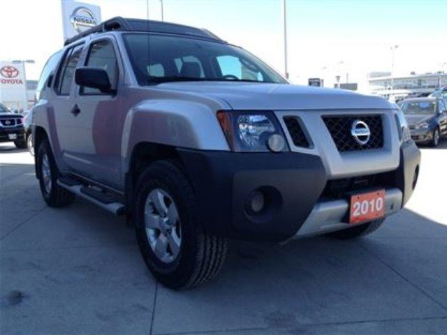 2010 nissan xterra rare manual 4x4 xterra one owner local. Black Bedroom Furniture Sets. Home Design Ideas