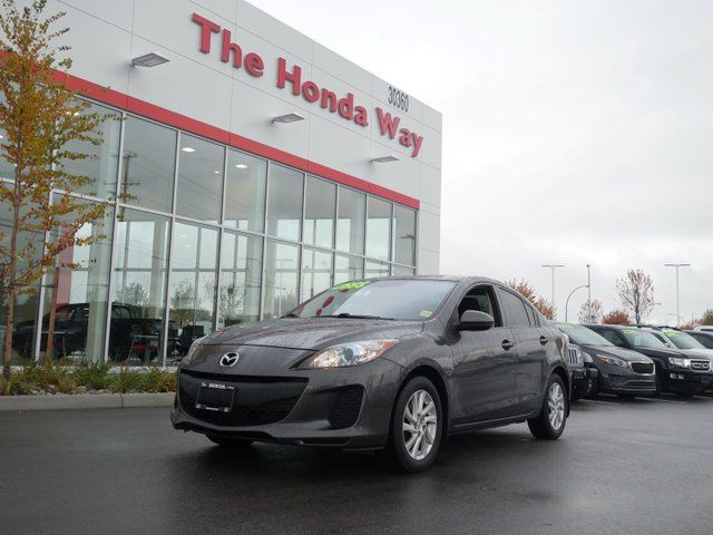 2012 MAZDA MAZDA3 GS in Abbotsford, British Columbia