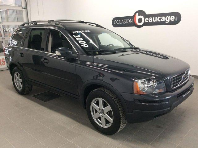 2009 Volvo XC90 AWD / PR?T POUR L'HIVER / SI?GES CHAUFFANTS / CUIR / TOIT OUVRANT / VI in Sherbrooke, Quebec