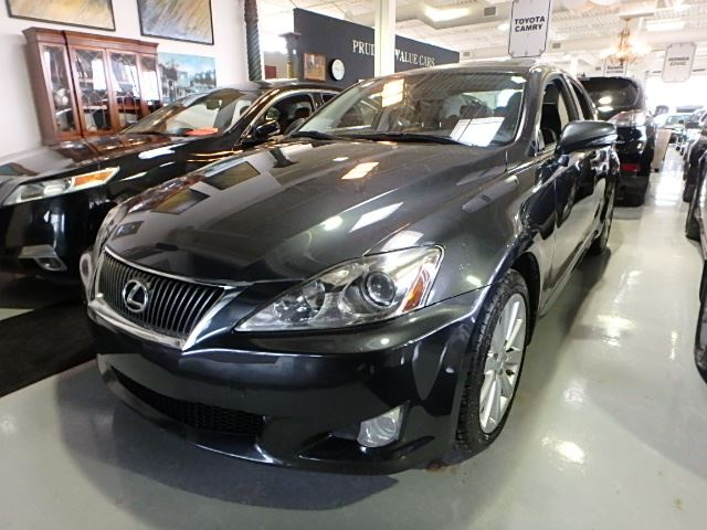 2010 lexus is 250 toronto ontario used car for sale. Black Bedroom Furniture Sets. Home Design Ideas
