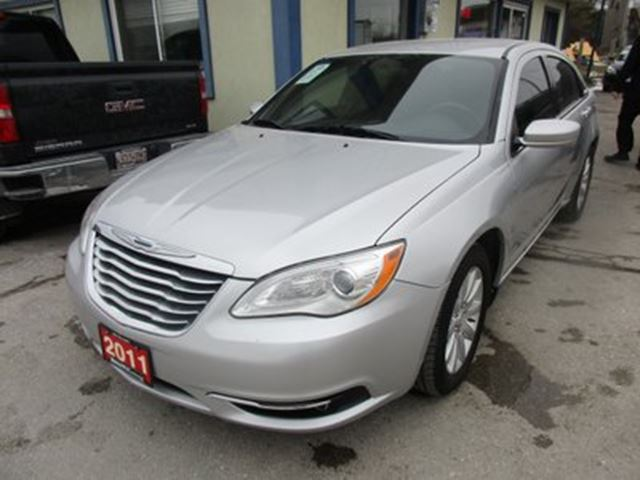 2011 CHRYSLER 200 POWER EQUIPPED 'GREAT VALUE' TOURING EDITION 5  in Bradford, Ontario