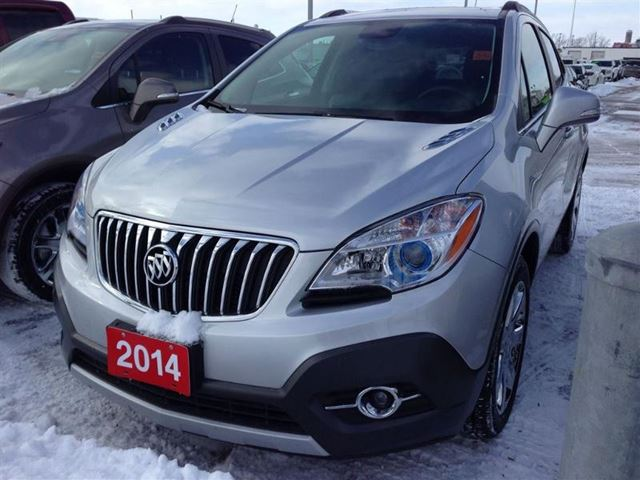 2014 buick encore leather guelph ontario used car for sale 2035698. Black Bedroom Furniture Sets. Home Design Ideas