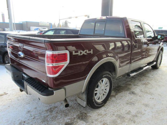2010 ford f 150 lariat 4x4 supercrew cab 5 5 ft box 145 in wb edmonton alberta car for sale. Black Bedroom Furniture Sets. Home Design Ideas