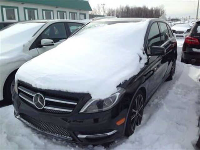2013 Mercedes-Benz B-Class Sports Tourer in Boucherville, Quebec