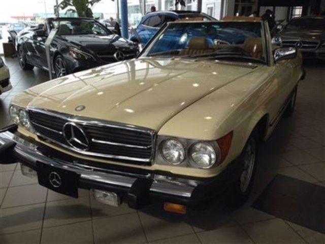 1985 Mercedes-Benz 380-Class - in Boucherville, Quebec