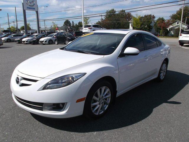 2011 mazda mazda6 gt i4 sherbrooke quebec car for sale. Black Bedroom Furniture Sets. Home Design Ideas