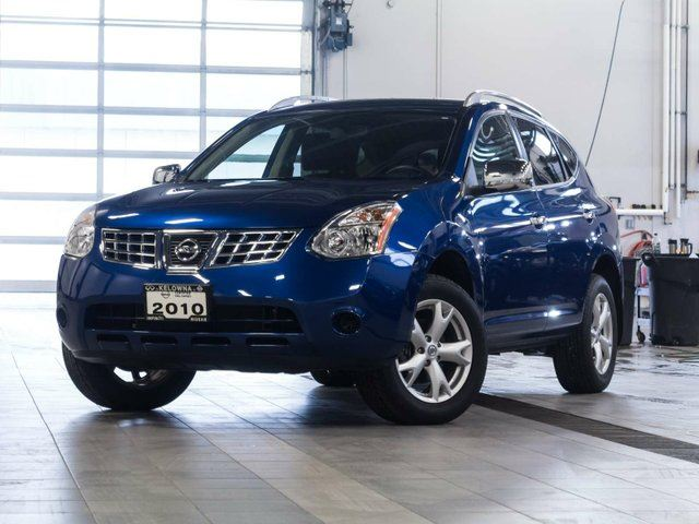 2010 nissan rogue sl awd kelowna british columbia used. Black Bedroom Furniture Sets. Home Design Ideas