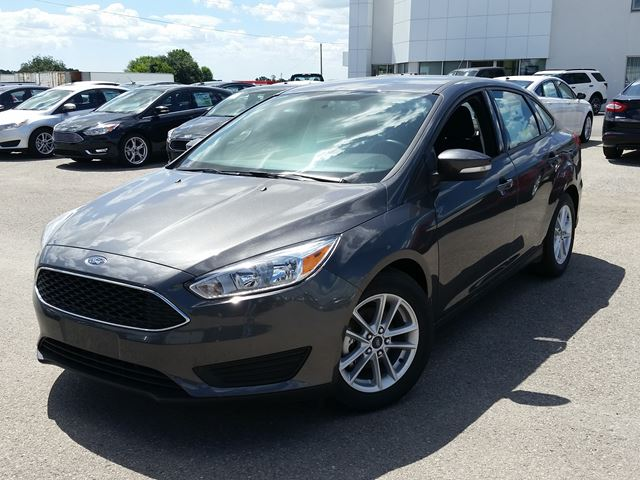 2015 ford focus se port perry ontario new car for sale 2041896. Black Bedroom Furniture Sets. Home Design Ideas