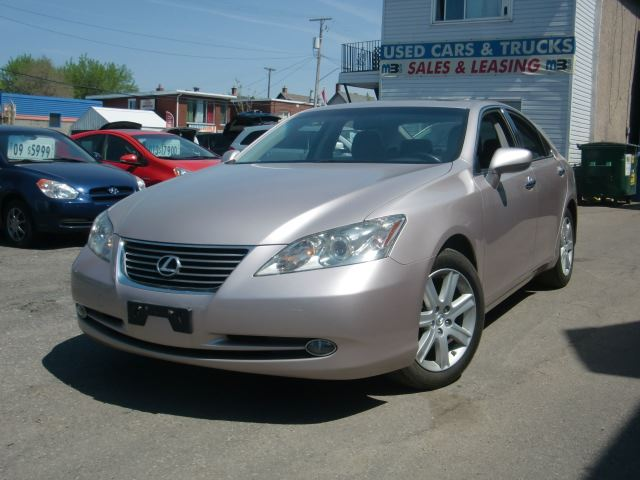 2008 lexus es 350 beige mb auto. Black Bedroom Furniture Sets. Home Design Ideas