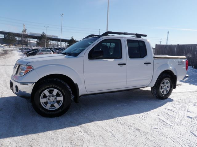 2005 nissan frontier nismo crew cab 4x4 milton ontario. Black Bedroom Furniture Sets. Home Design Ideas