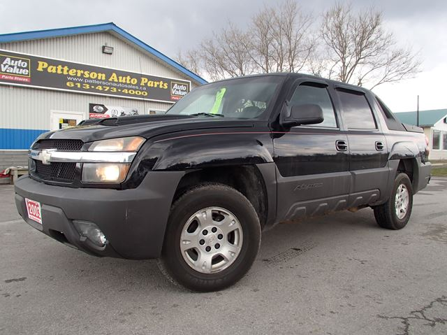 2003 chevrolet avalanche madoc ontario car for sale. Black Bedroom Furniture Sets. Home Design Ideas