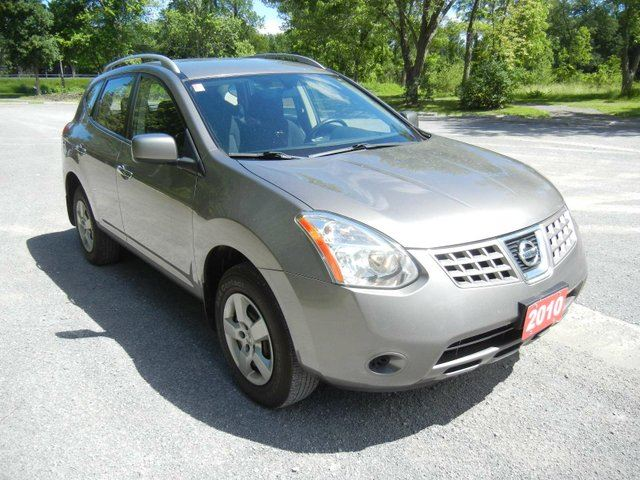 2010 nissan rogue s series awd keyless clean carproof belleville ontario used car for sale. Black Bedroom Furniture Sets. Home Design Ideas