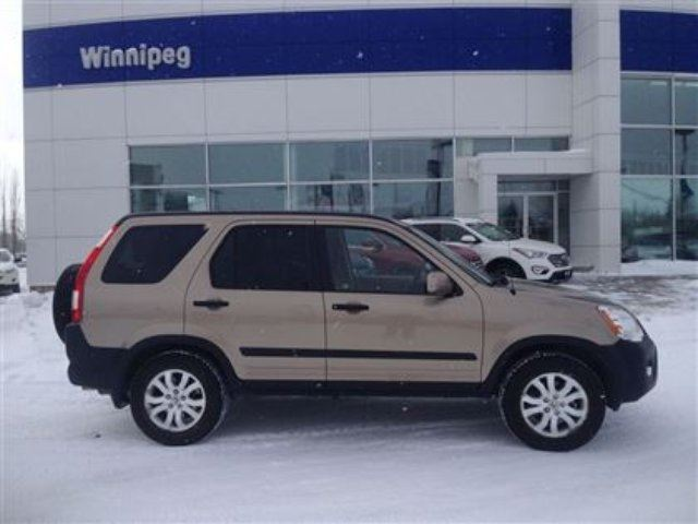 2005 honda cr v ex winnipeg manitoba used car for sale. Black Bedroom Furniture Sets. Home Design Ideas