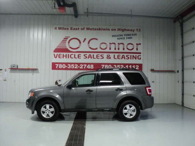 2012 FORD ESCAPE XLT 4dr Front-wheel Drive in Wetaskiwin, Alberta