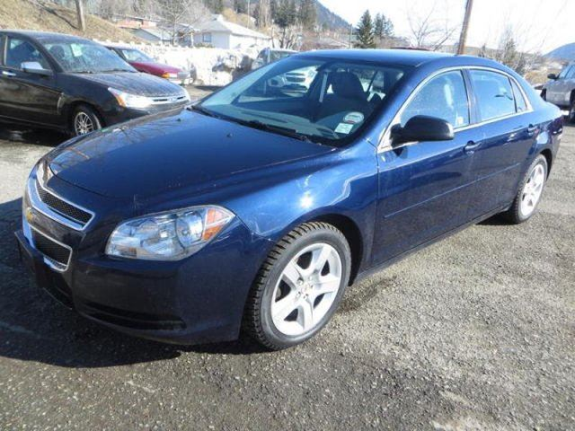 2011 chevrolet malibu ls blue cariboo gm. Black Bedroom Furniture Sets. Home Design Ideas