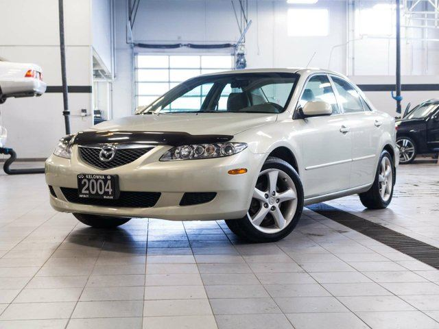 2004 mazda mazda6 gs kelowna british columbia used car for sale 2044733. Black Bedroom Furniture Sets. Home Design Ideas