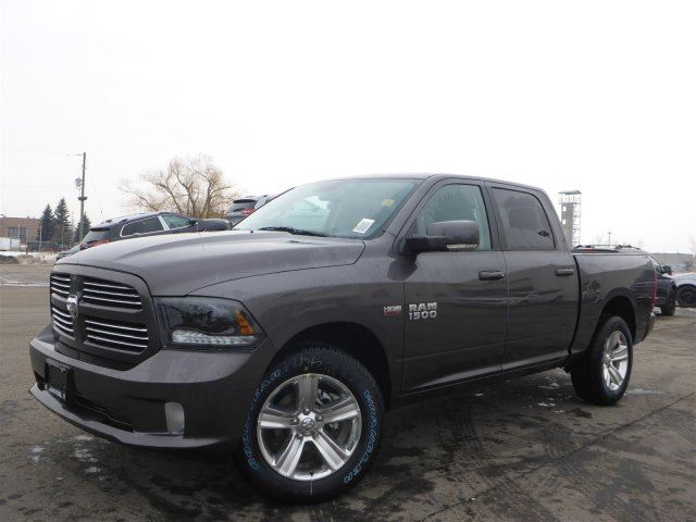 2015 dodge ram 1500 sport 4x4 crew cab nav backup cam 20 alloys tint keyless go thornhill. Black Bedroom Furniture Sets. Home Design Ideas