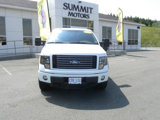 2011 FORD F-150           in St John's, Newfoundland And Labrador