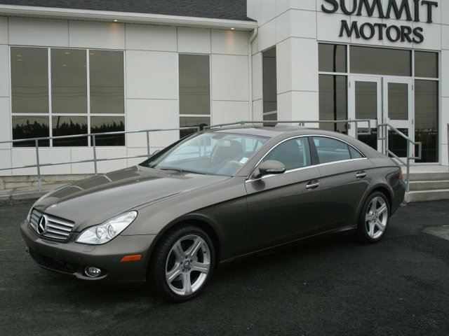 2008 mercedes benz cls550 grey summit motors inc
