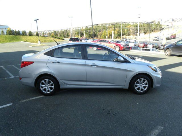 2013 HYUNDAI ACCENT           in St John's, Newfoundland And Labrador