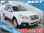 2013 Subaru Outback 3.6R Limited Auto Leather Sunroof Bluetooth in Red Deer, Alberta