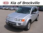 2004 Saturn VUE V6 - AWD in Brockville, Ontario