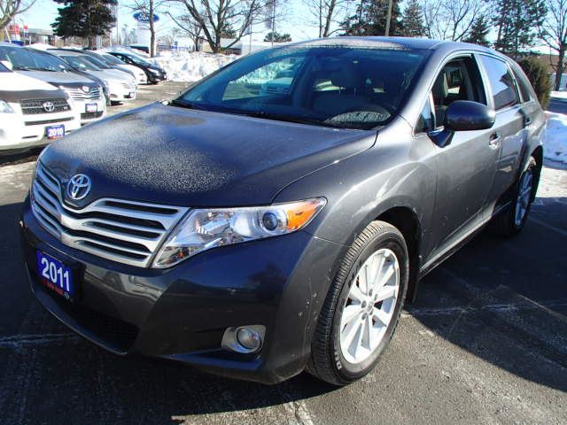 2011 toyota venza mississauga ontario used car for sale. Black Bedroom Furniture Sets. Home Design Ideas