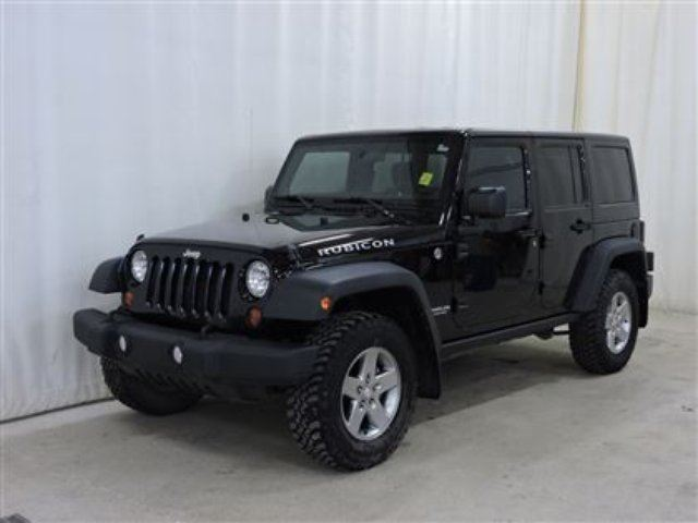 2011 jeep wrangler unlimited unlimited rubicon 4x4 3 8l red deer alberta used car for sale. Black Bedroom Furniture Sets. Home Design Ideas