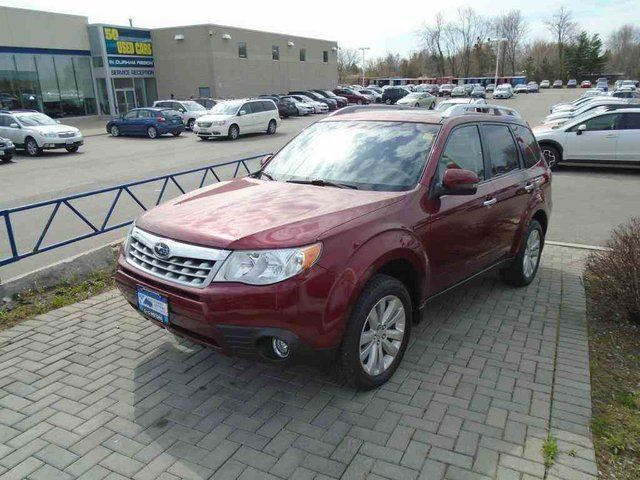 2012 Subaru Forester Toring Cert2 Whitby Ontario Used