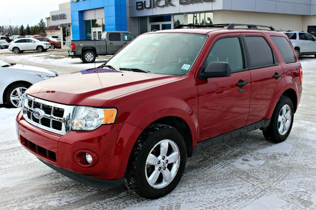 2011 ford escape xlt rocky mountain house alberta used car for sale 2054097. Black Bedroom Furniture Sets. Home Design Ideas