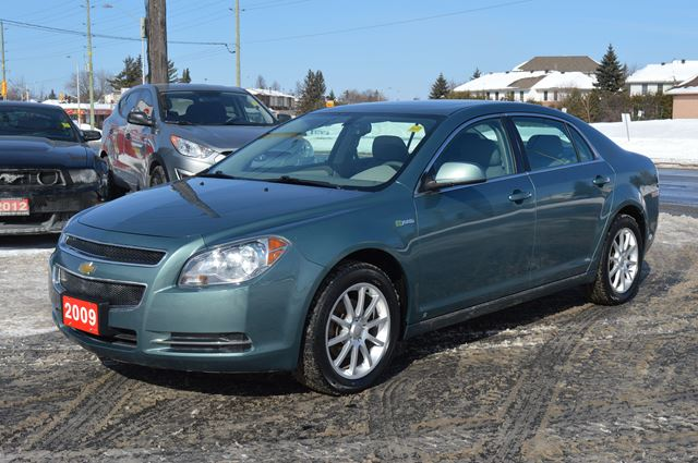 2009 chevrolet malibu hybrid green car on auto sales. Black Bedroom Furniture Sets. Home Design Ideas