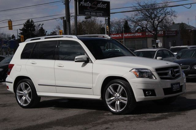 2011 mercedes benz glk class awd glk350 4matic only 44k for Mercedes benz scarborough