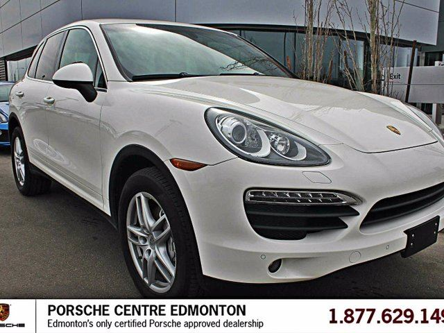 2011 porsche cayenne s edmonton alberta used car for. Black Bedroom Furniture Sets. Home Design Ideas