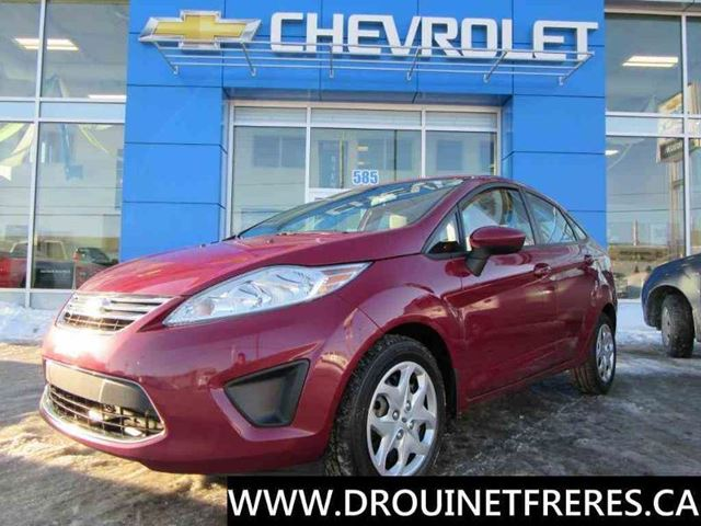 2011 ford fiesta se sainte marie quebec used car for. Black Bedroom Furniture Sets. Home Design Ideas