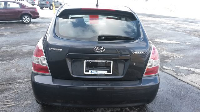 2007 hyundai accent gs alexandria ontario car for sale. Black Bedroom Furniture Sets. Home Design Ideas