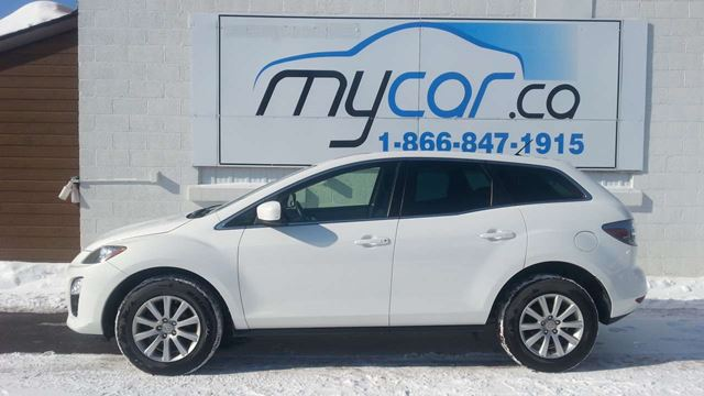 2011 Mazda Cx 7 Gx North Bay Ontario Used Car For Sale