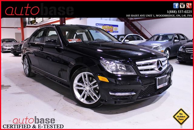 2012 mercedes benz c class c250 4matic premium sport for Mercedes benz c300 4matic 2012