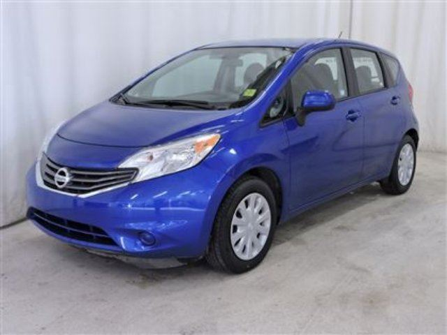2014 Nissan Versa 1.6 SV in Red Deer, Alberta