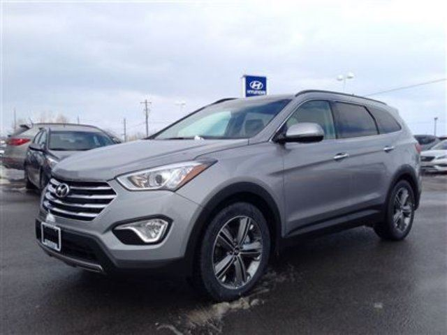 2015 hyundai santa fe xl limited belleville ontario used car for sale 2061504. Black Bedroom Furniture Sets. Home Design Ideas