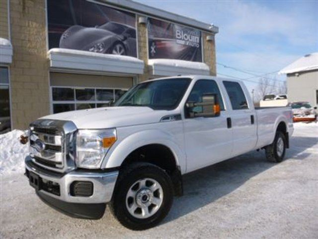 2014 ford f 250 xlt 4x4 6 2l boite longue sainte marie quebec used car for sale 2061153. Black Bedroom Furniture Sets. Home Design Ideas
